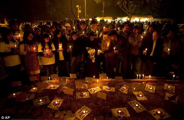 cưỡng hiếp ở Ấn Độ
