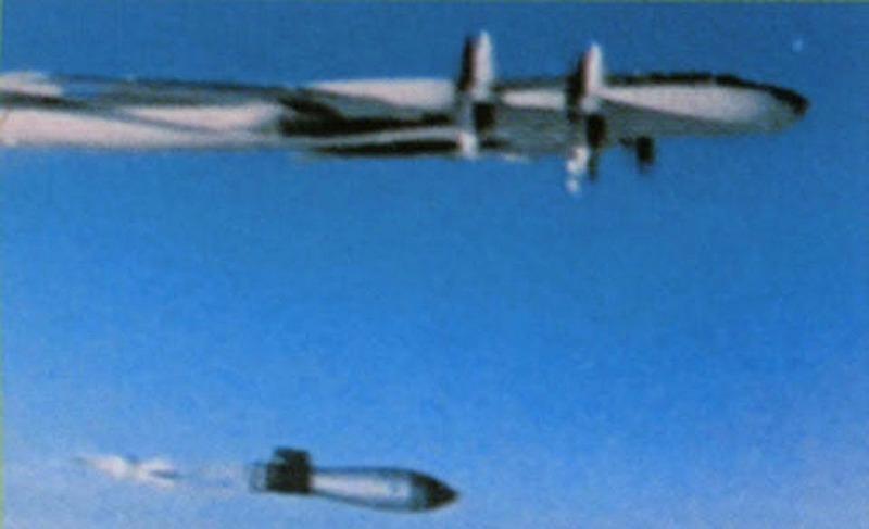 'Gấu Nga' Tu-95: Đối thủ xứng tầm của 'Pháo đài bay' B-52 - ảnh 1