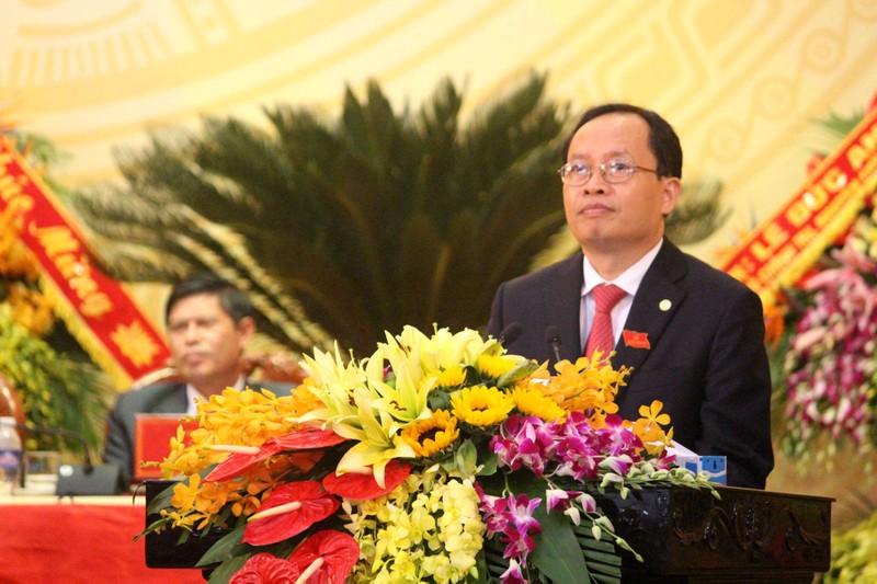 Ông Trịnh Văn Chiến tái đắc cử Bí thư Tỉnh ủy Thanh Hóa - ảnh 1