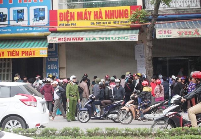 Vụ bốn người chết ở Thanh Hóa: DN trong thư tuyệt mệnh thừa nhận 'chạy' dự án - ảnh 1