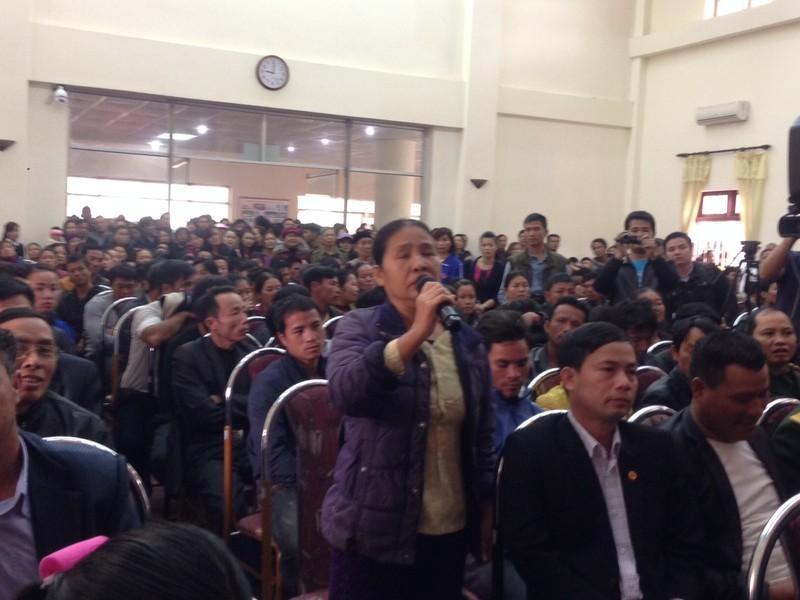 Ngư dân Sầm Sơn: 'Chúng tôi chỉ cần... 1 km bờ biển' - ảnh 2
