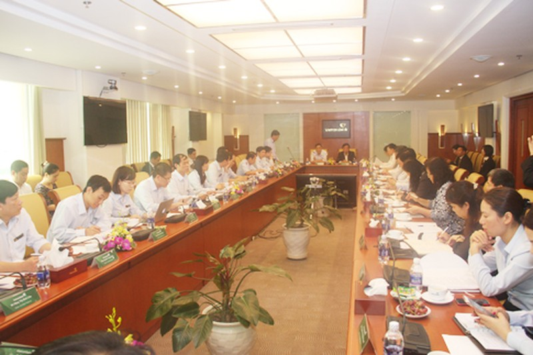 Công bố quyết định thanh tra ngân hàng Vietcombank - ảnh 1