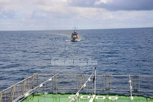 tàu chở phó thủ tướng trịnh đình dũng