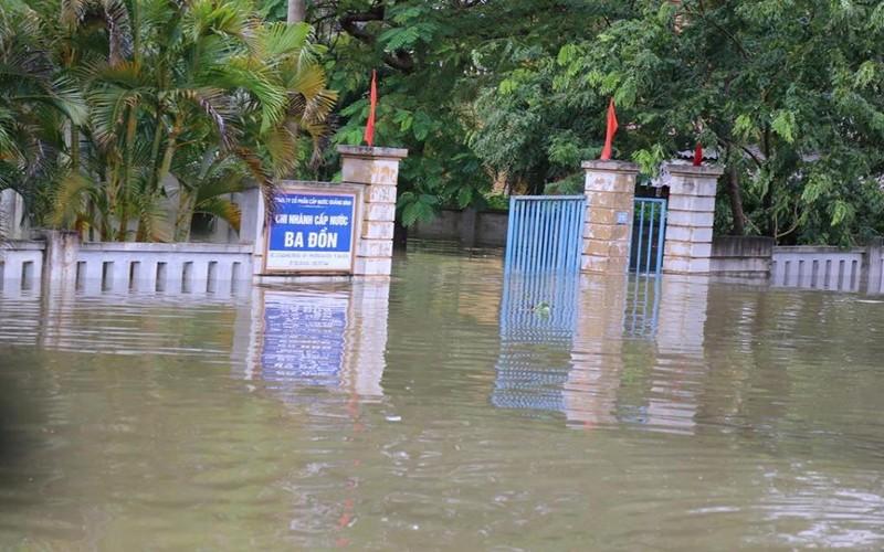 mưa lũ lịch sử