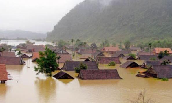 Bão Sarika cấp 17 ảnh hưởng từ Nha Trang tới Quảng Ninh - ảnh 2