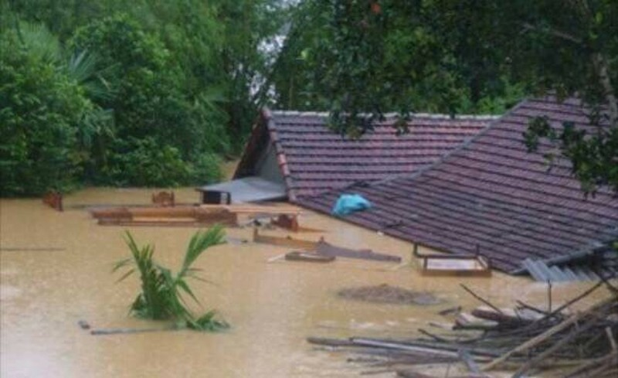 Bộ trưởng Bộ TN&MT chỉ đạo kiểm tra thủy điện Hố Hô - ảnh 1