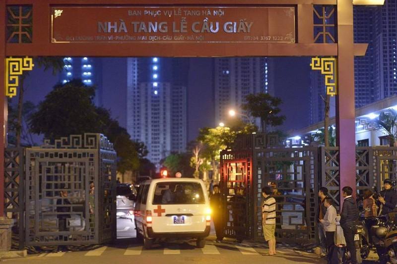 13 nạn nhân tử vong trong vụ cháy quán karaoke ở Hà Nội - ảnh 3
