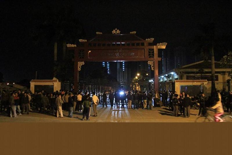 13 nạn nhân tử vong trong vụ cháy quán karaoke ở Hà Nội - ảnh 2