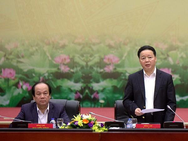 Bộ trưởng Trần Hồng Hà: Không tái diễn sự cố môi trường - ảnh 1
