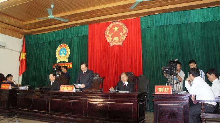 Hoãn xử vụ sập giàn giáo ở Formosa làm 13 công nhân chết - ảnh 7