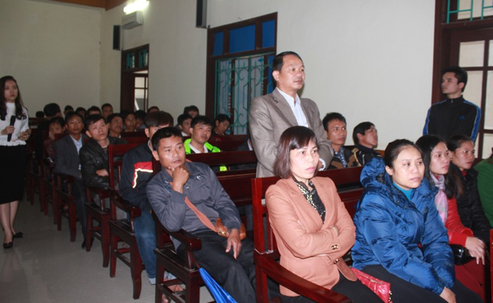 Vụ sập giàn giáo Formosa: Điều tra riêng công ty sản xuất giàn giáo - ảnh 4