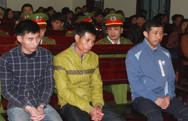 Bị cáo người Hàn Quốc khóc và xin lỗi nạn nhân  - ảnh 2