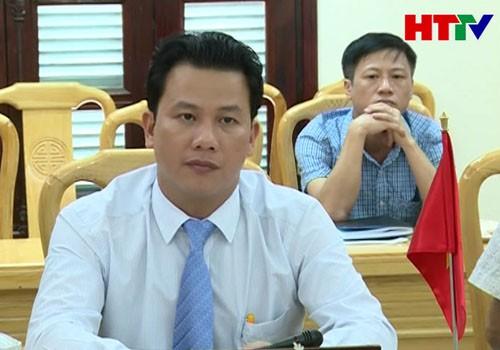 Hà Tĩnh bầu Phó bí thư tuổi 40  - ảnh 1
