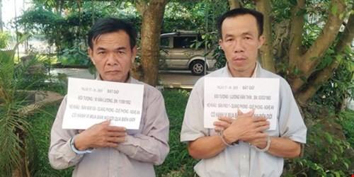 Nghe lời con gái buôn phụ nữ sang Trung Quốc, cha lãnh án tù - ảnh 1