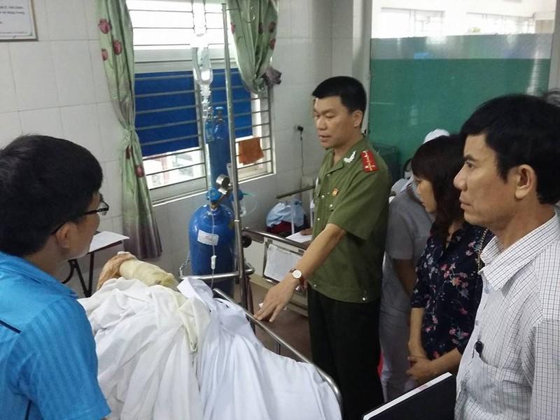 Nổ lớn tại Khu công nghiệp Nam Cấm, nhiều người bị thương - ảnh 6