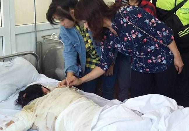Nổ lớn tại Khu công nghiệp Nam Cấm, nhiều người bị thương - ảnh 7