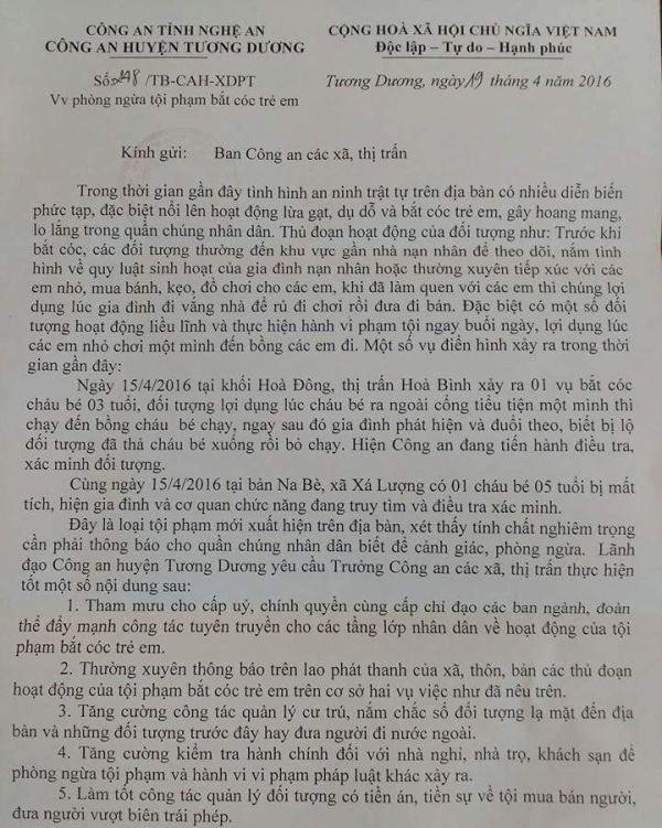 Giải cứu thành công bé gái 4 tuổi bị bắt cóc bán sang Trung Quốc  - ảnh 2