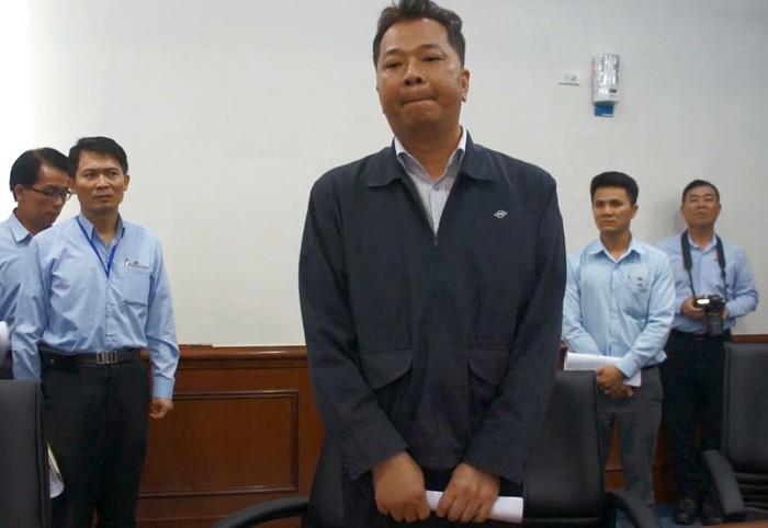 Ông Chu Xuân Phàm xác nhận bị Formosa sa thải - ảnh 1