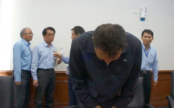 Ông Chu Xuân Phàm xác nhận bị Formosa sa thải - ảnh 2
