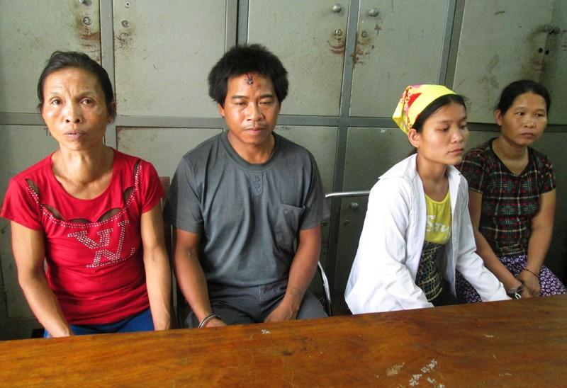 Giải cứu thiếu nữ bị chị ruột bán sang Trung Quốc giá 80 triệu - ảnh 1