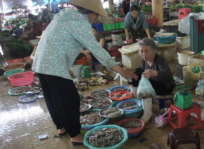 Khai trương 25 điểm bán hải sản đảm bảo an toàn ở Hà Tĩnh - ảnh 1