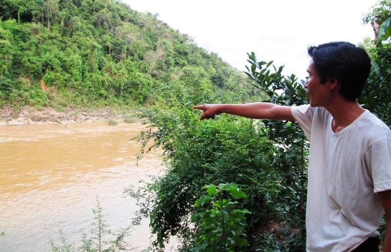 Tắm sông, học sinh mẫu giáo chết đuối thương tâm - ảnh 1