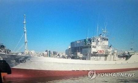 Nghi vấn 2 thuyền viên người Việt sát hại thuyền trưởng Hàn Quốc - ảnh 1