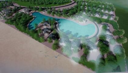 Động thổ dự án Cửa Sót Hà Tĩnh với mức đầu tư 300 tỉ đồng - ảnh 2