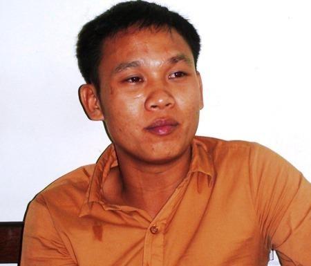 """Cảnh sát """"dỏm """"Bùi Văn Bính"""