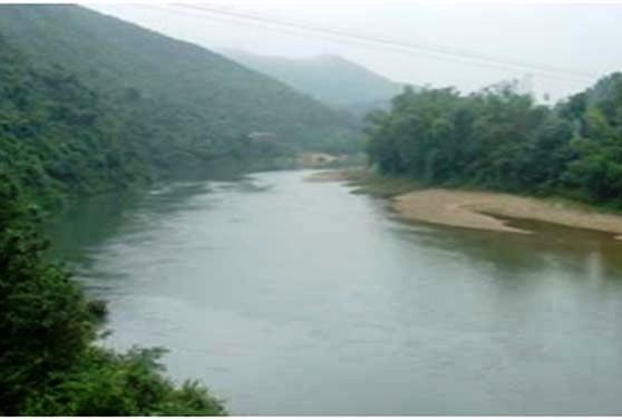 sông Ngàn Trươi