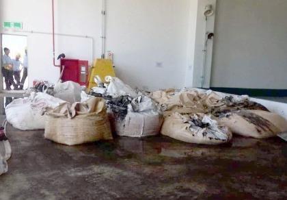 Chưa có công ty nào xử lý được rác thải nguy hại của Formosa - ảnh 2