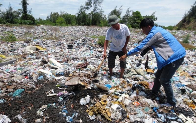 Chưa có công ty nào xử lý được rác thải nguy hại của Formosa - ảnh 3