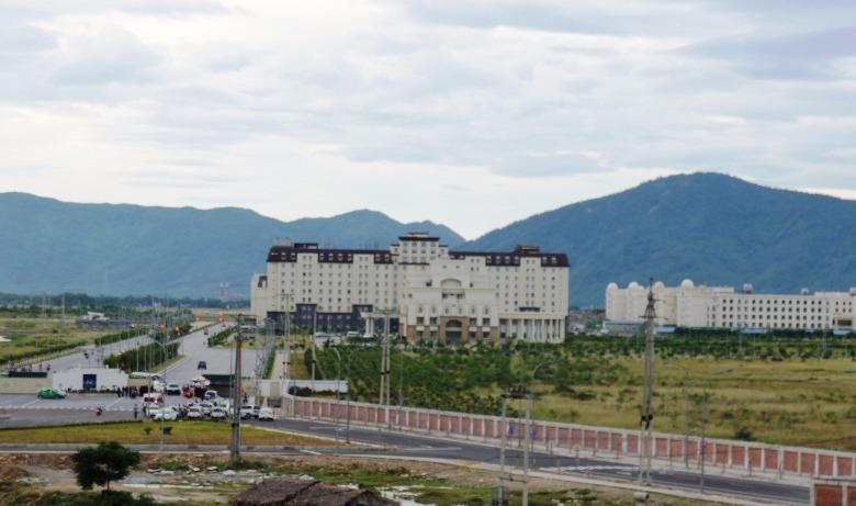 Khu nhà hành chính Công ty Formosa Hà Tĩnh