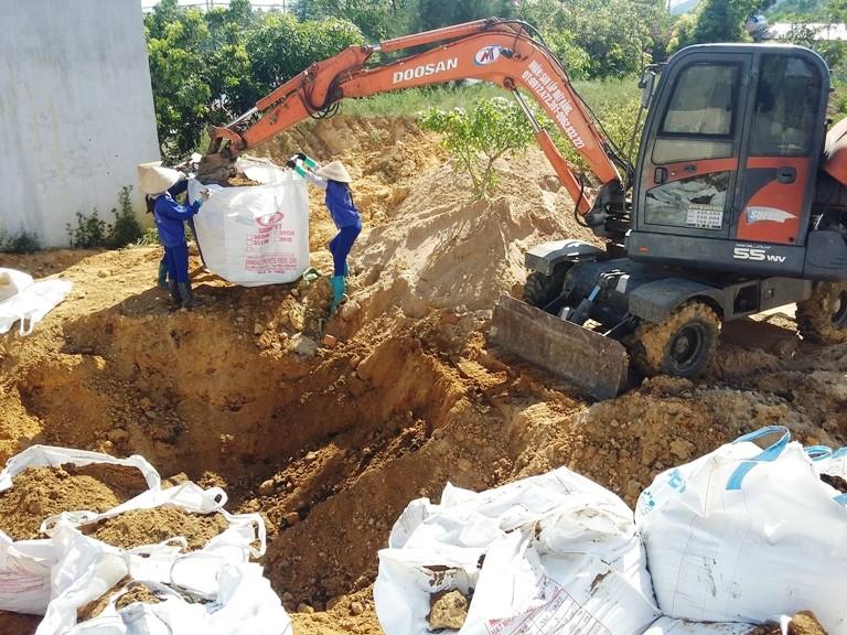 Khởi tố hình sự vụ chôn lấp chất thải Formosa ở trang trại giám đốc - ảnh 2