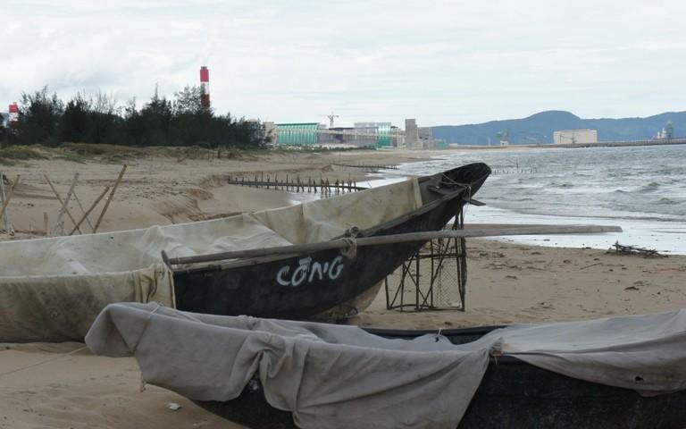 Dự án Formosa Hà Tĩnh xả thải đã gây ra sự cố môi trường