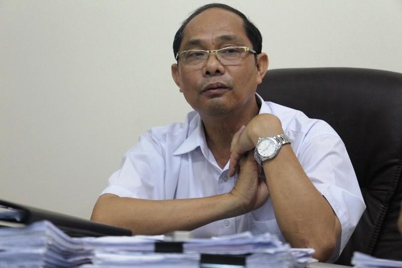 Giám đốc Sở TN&MT tỉnh Hà Tĩnh xin... rút kinh nghiệm vụ Formosa  - ảnh 1