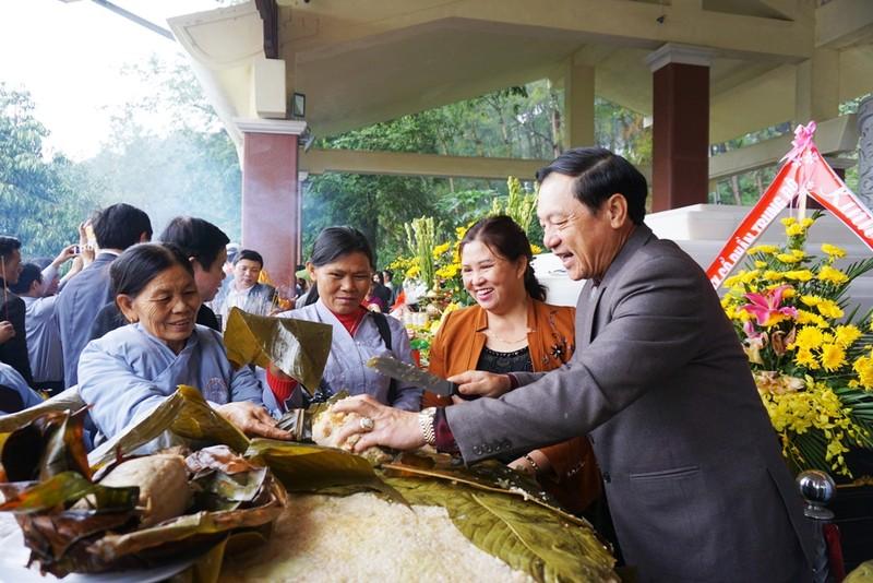 Nghệ An sẽ không dâng bánh chưng 'khủng' 7 tạ Tết 2018 - ảnh 2