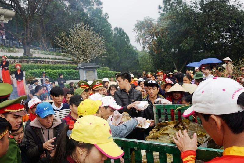 Nghệ An sẽ không dâng bánh chưng 'khủng' 7 tạ Tết 2018 - ảnh 3