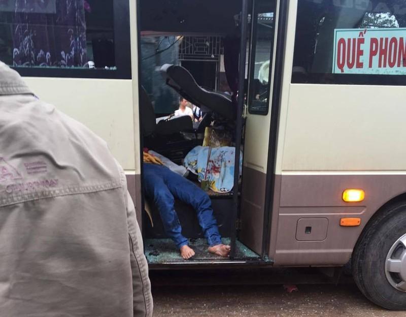 Cận cảnh tai nạn thương tâm làm 6 người tử vong - ảnh 4