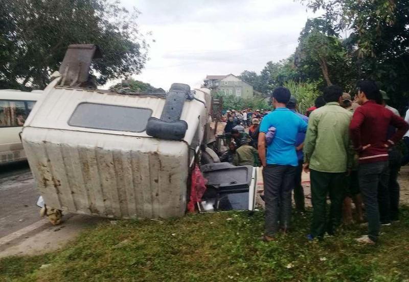Cận cảnh tai nạn thương tâm làm 6 người tử vong - ảnh 11