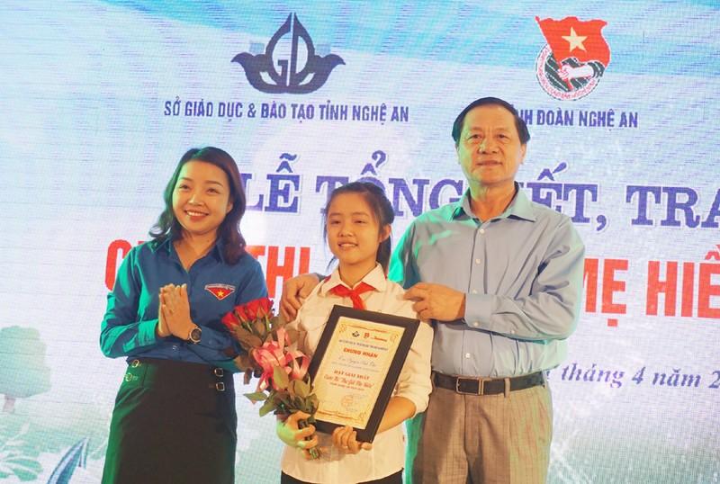 Ông Lê Minh Thông - Phó Chủ tịch UBND tỉnh Nghệ An