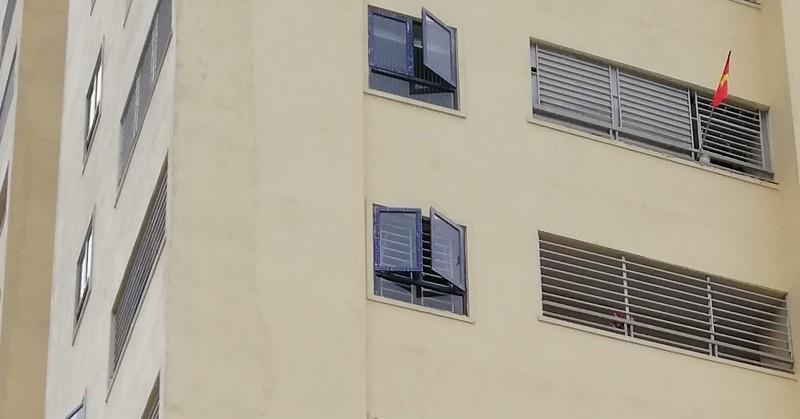 Chung cư 21 tầng chưa nghiệm thu đã cho dân vào ở - ảnh 1