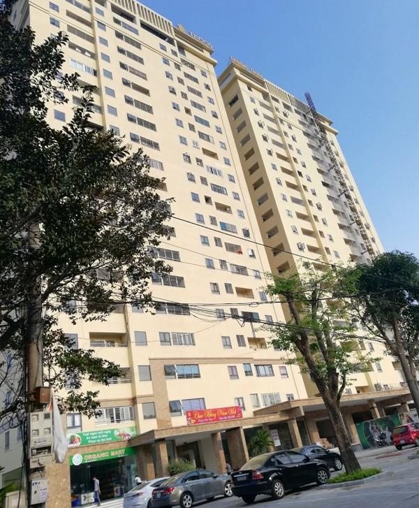 Chung cư 21 tầng chưa nghiệm thu đã cho dân vào ở - ảnh 3