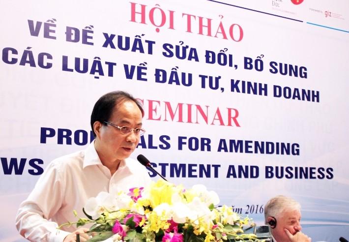 Ông Lê Mạnh Hà, Phó Chủ nhiệm VPCP