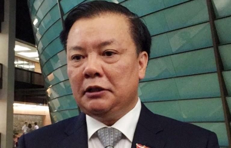 Bộ trưởng Tài chính Đinh Tiến Dũng: Đã xử lý khoảng 300 cán bộ - ảnh 1
