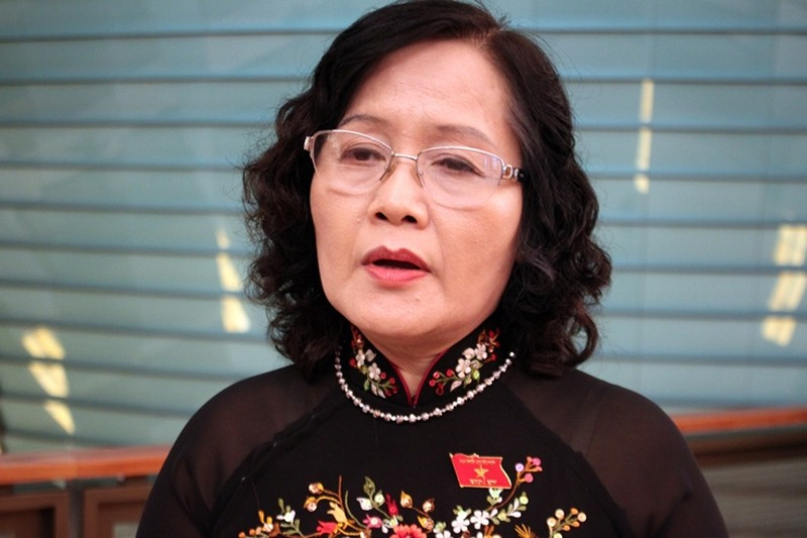Đại biểu Trần Thị Quốc Khánh: Nơi nào còn oan sai, tôi sẽ đến - ảnh 1