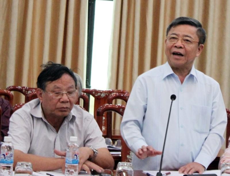 Ông Võ Kim Cự: Phải coi Liên minh HTX là 'hội đặc thù' - ảnh 2