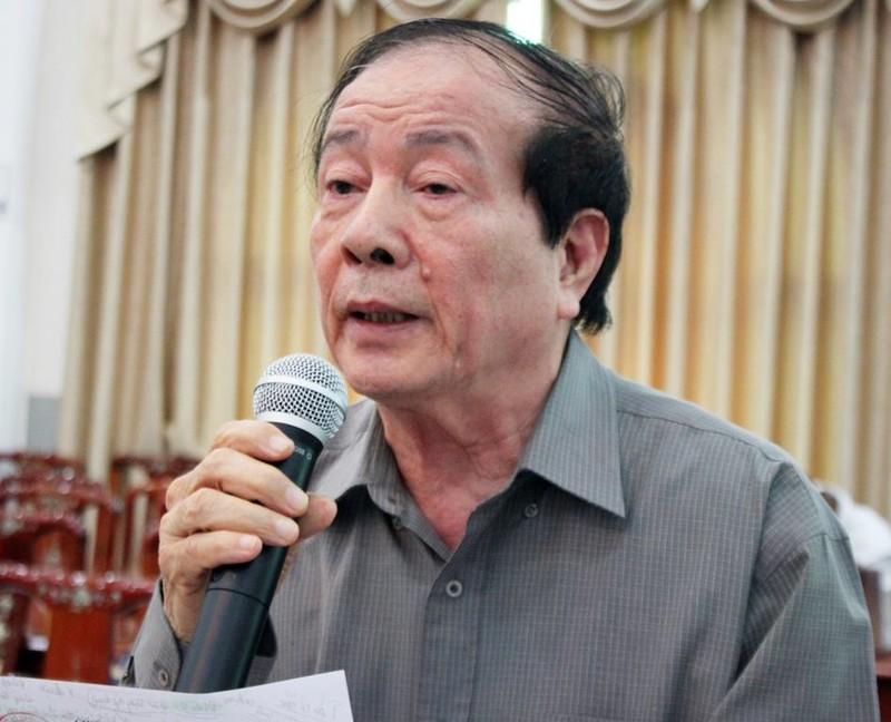 Ông Võ Kim Cự: Phải coi Liên minh HTX là 'hội đặc thù' - ảnh 3