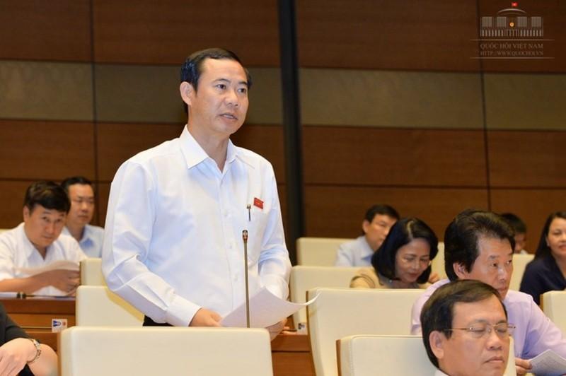 ĐB tranh luận với bộ trưởng Công Thương về thủy điện - ảnh 1