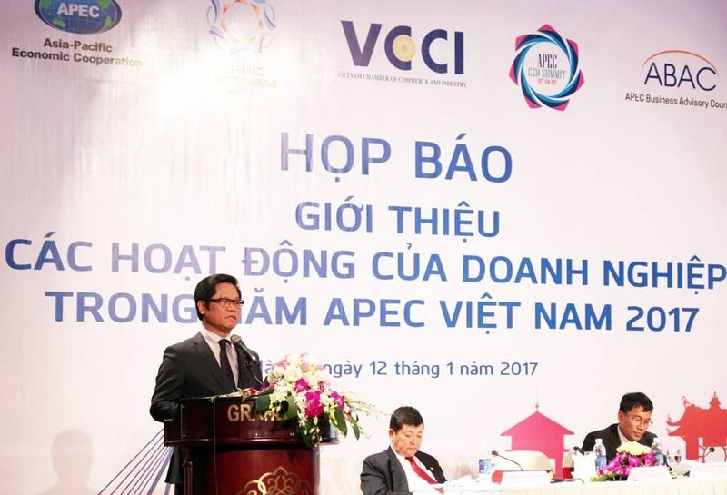 Hy vọng Tổng thống Donald Trump dự APEC Việt Nam 2017 - ảnh 1